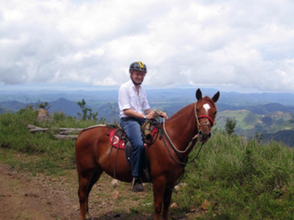 2 Day Horseback Ride Costa Rica Monteverde