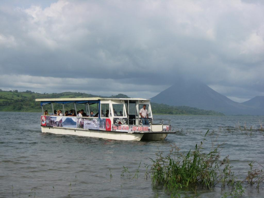 Transport Monteverde to Arenal or vice versa