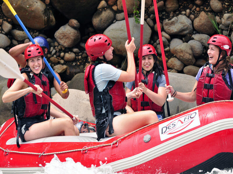 Rafting Adventures Costa Rica
