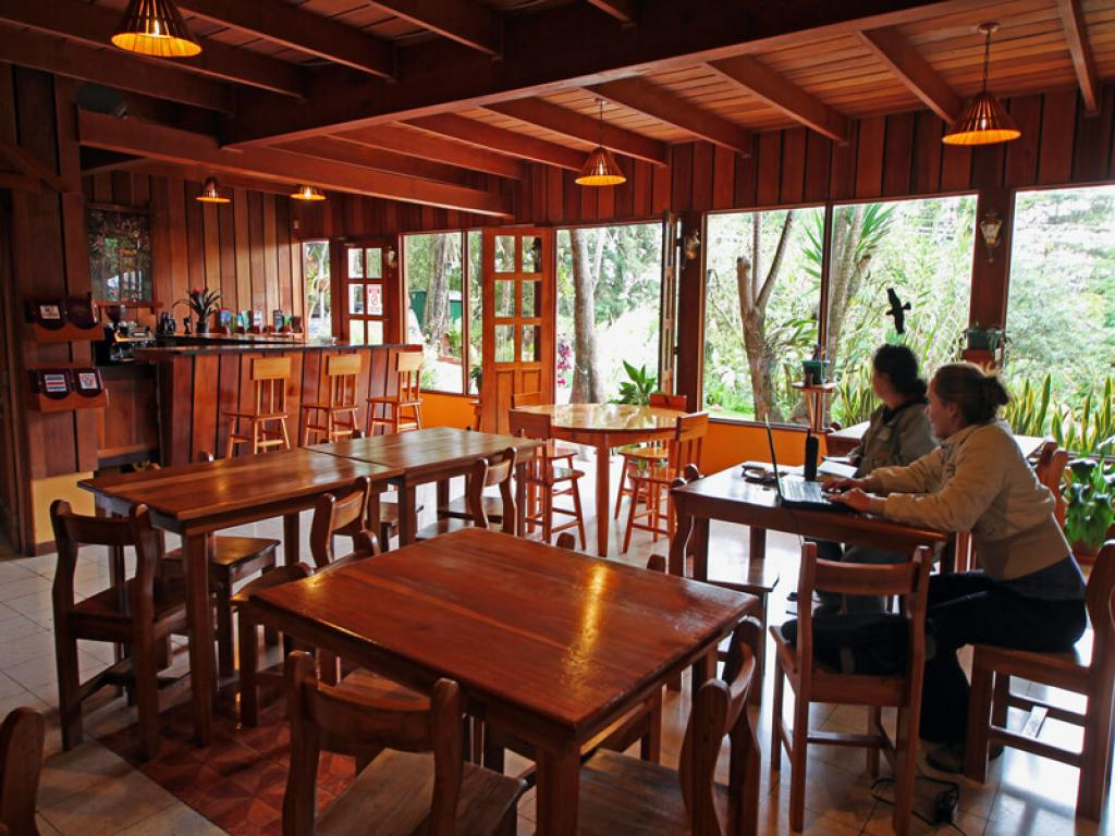 Restaurant Hotel Miramontes Monteverde