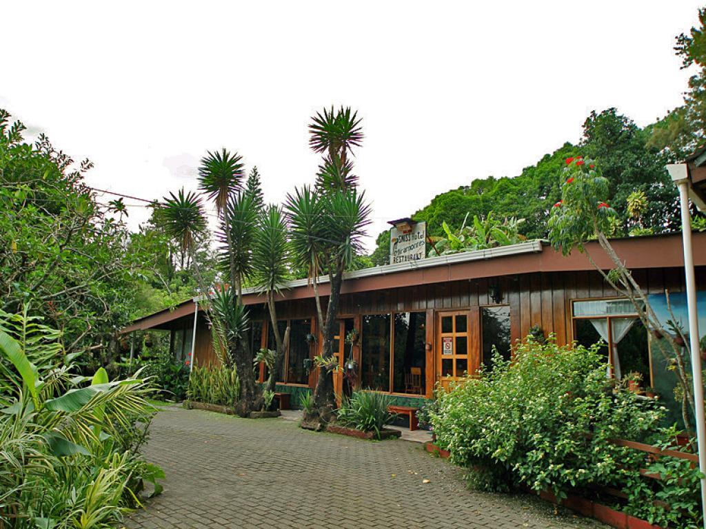 Swiss Hotel Miramontes Monteverde