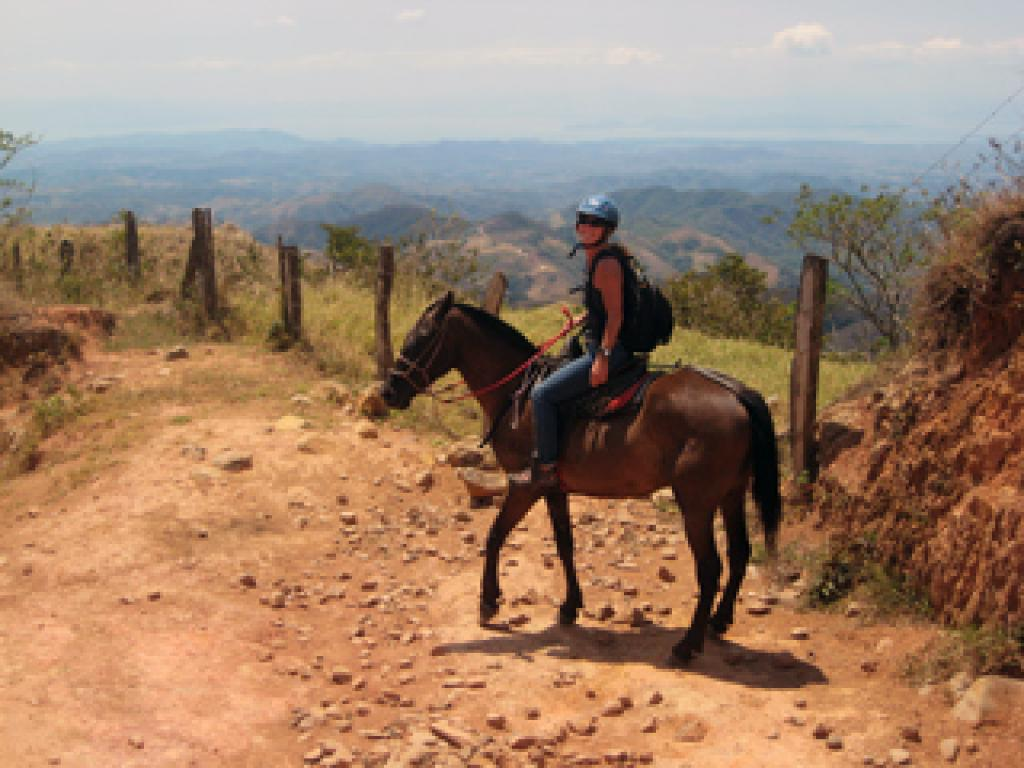 In the Clouds Monteverde Horseback Ride