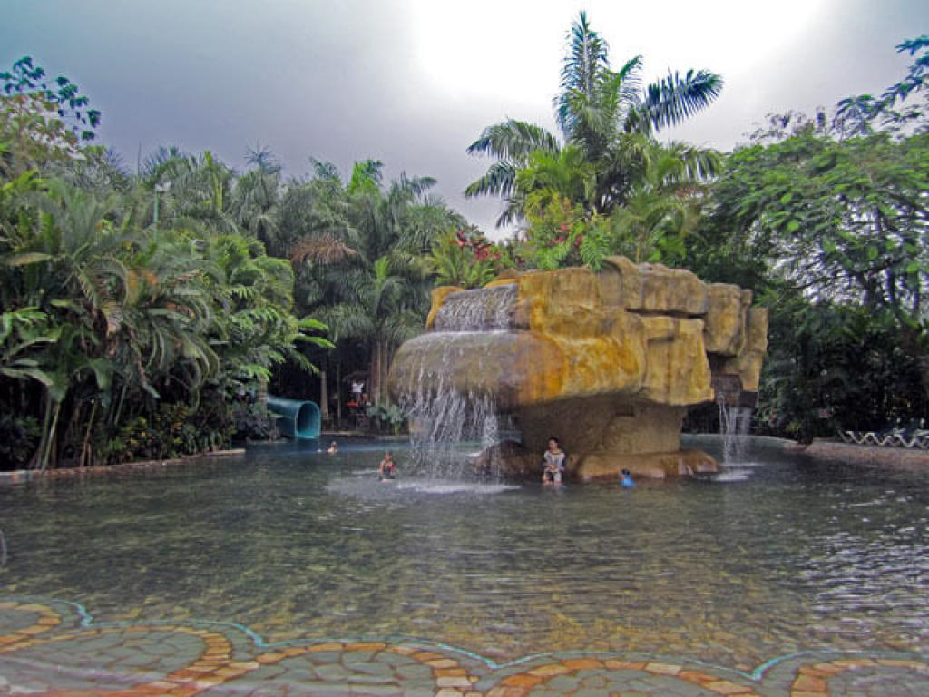Baldi Hot Springs Arenal Costa Rica