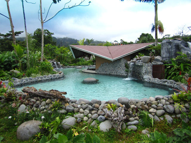 Arenal Springs Resort Pool