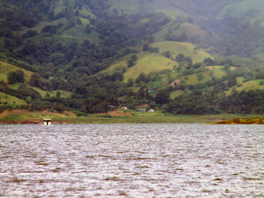 Arenal to Monteverde by Boat and Land