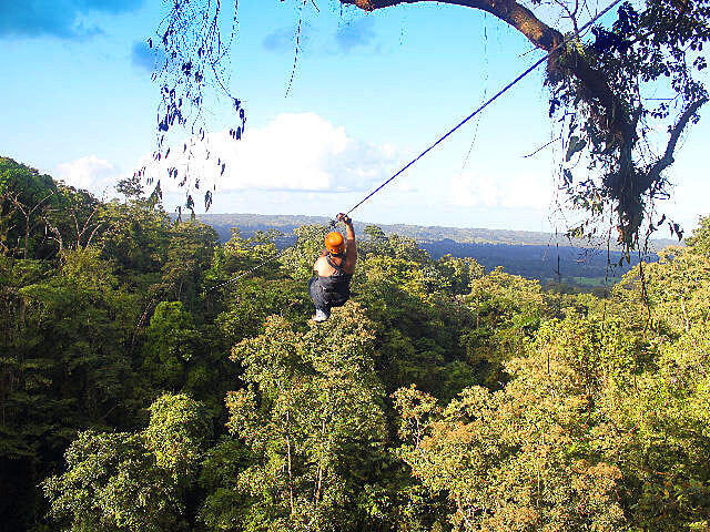 Ziplining in Arenal Costa Rica & Arenal Combo Tour Canyoneering and Canopy | Costa Rica