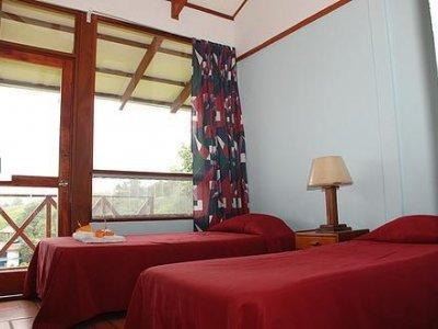 Arenal Vista Lodge Rooms