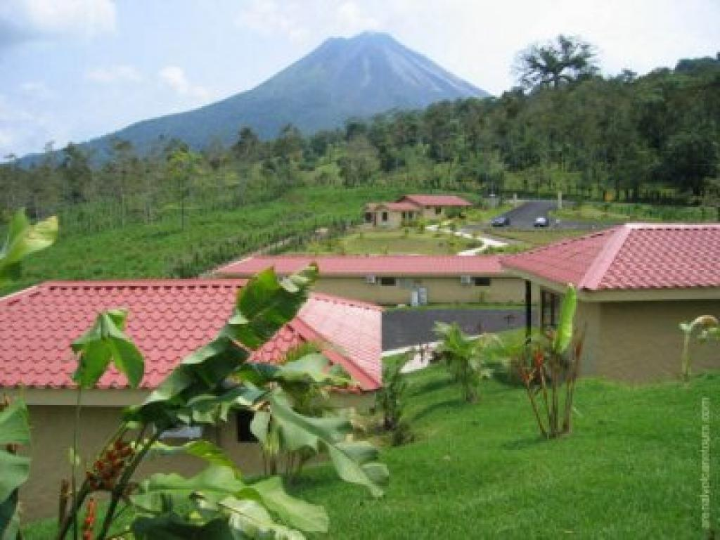 Views from Arenal Volcano Inn