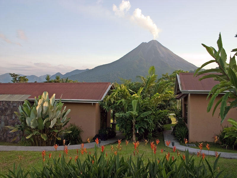 Arenal Springs Resort Volcano View