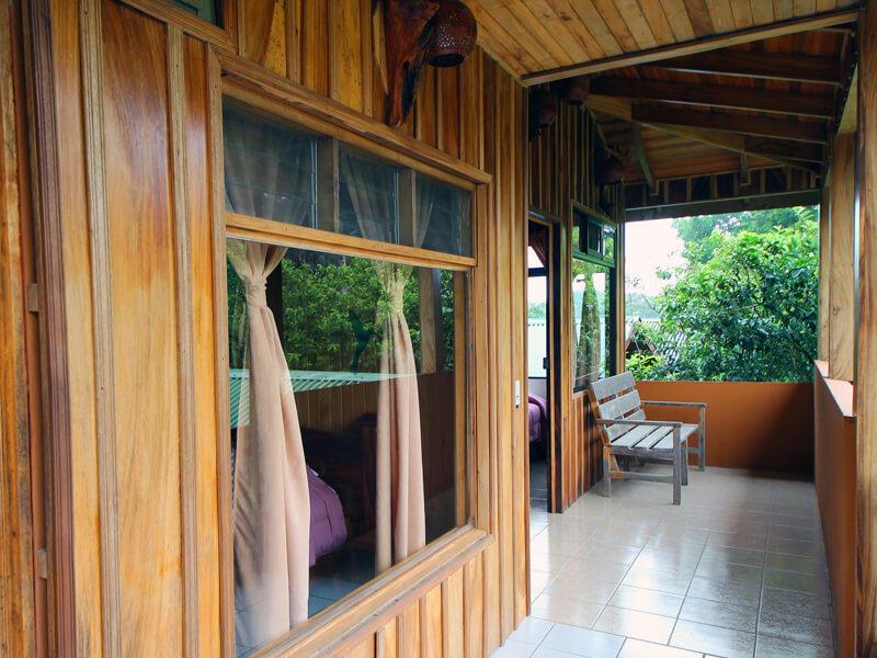 Upper Floor Monteverde Villa Lodge
