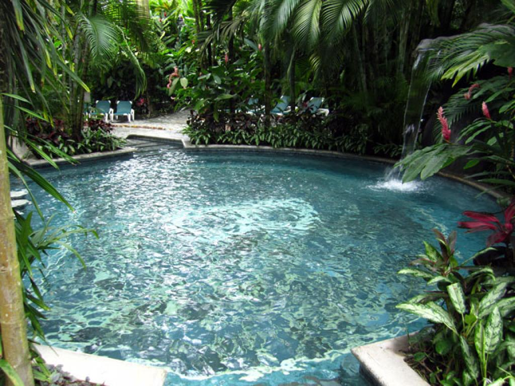 Relaxing Pools at Baldi Hot Springs