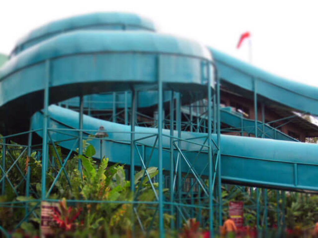 Slide Baldi Hot Springs
