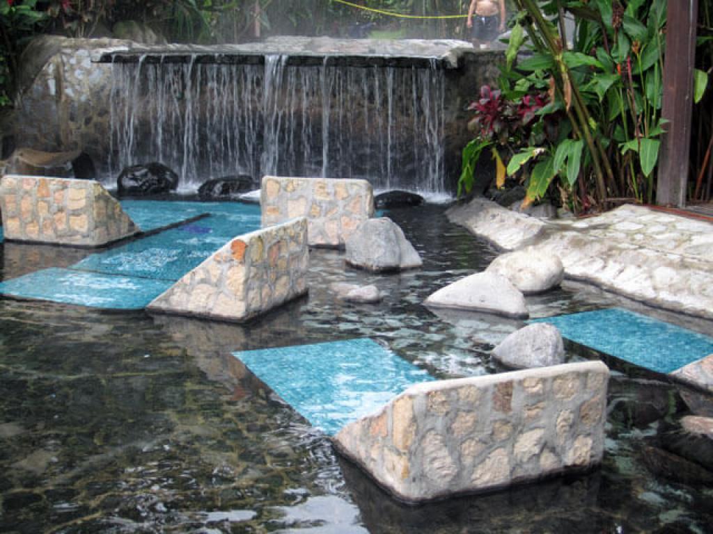 Great Pools Baldi Hot Springs