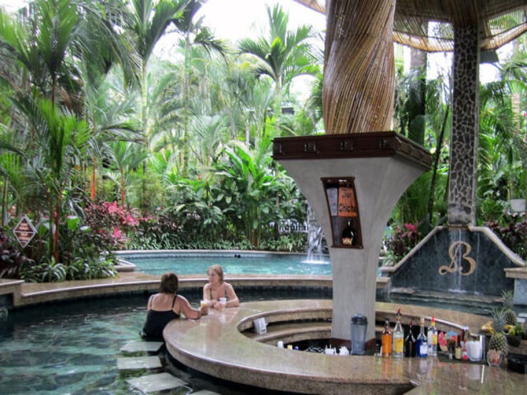 Swim Up Bar Baldi Hot Springs