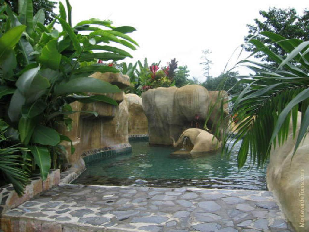 Baldi Hot Springs Costa Rica