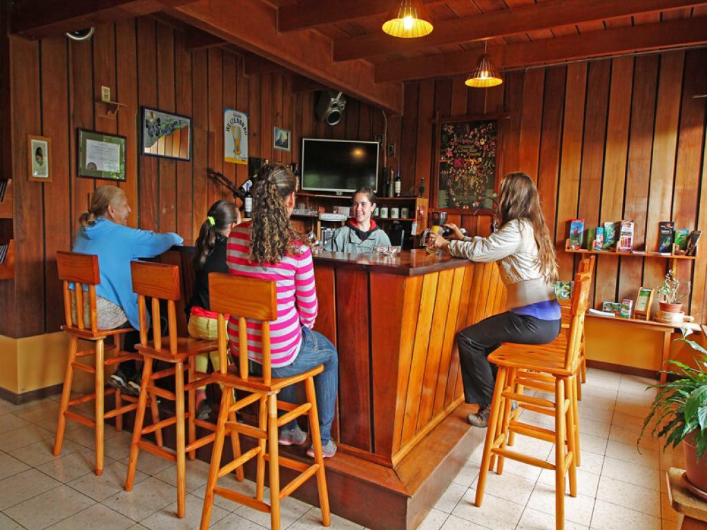 Bar at Hotel Miramontes Monteverde