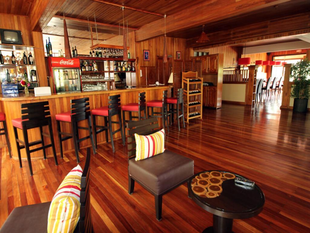 Trapp Family Lodge Monteverde Reception