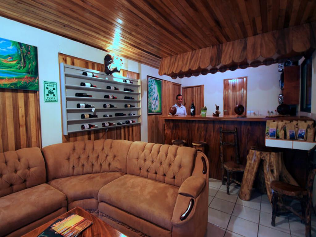 Bar Monteverde Villa Lodge