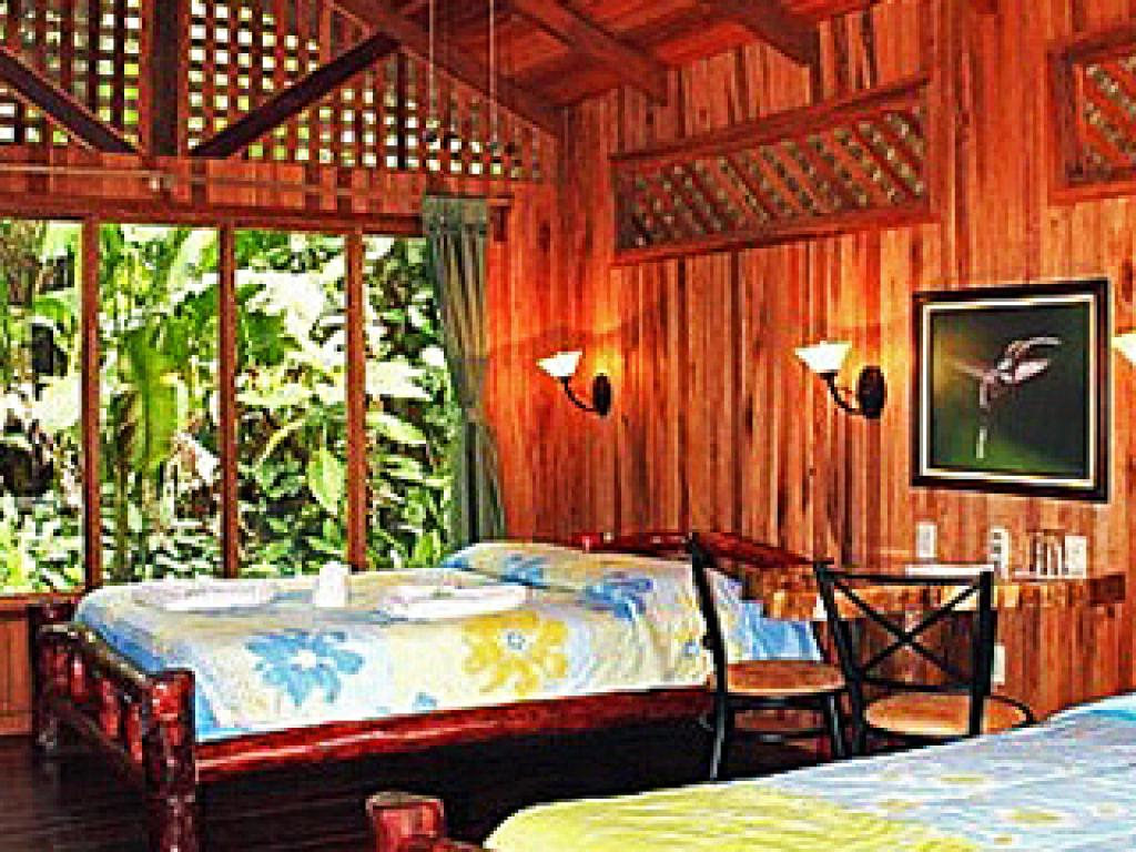 Rooms at Hotel Arenal Oasis Eco Lodge