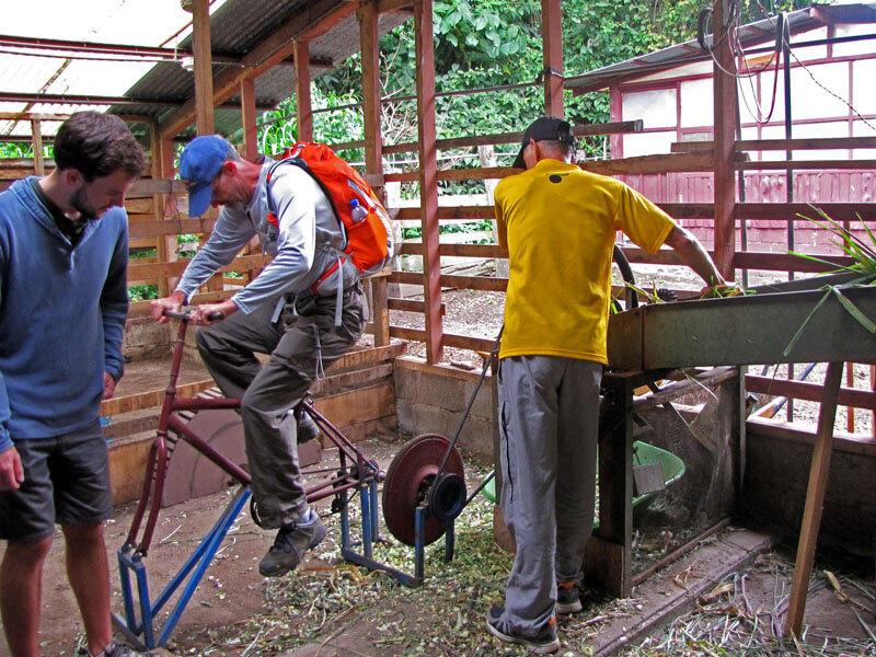 Bio Chopping Monteverde Costa Rica