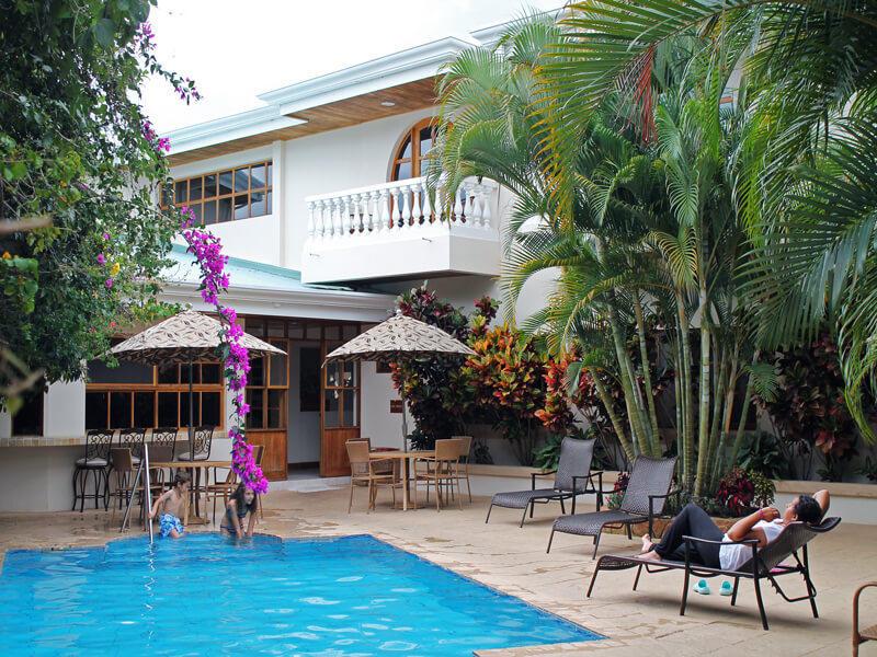 Pool area s Buena Vista