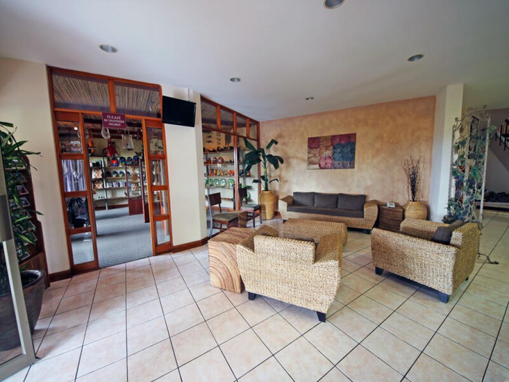 Buena Vista Reception Area