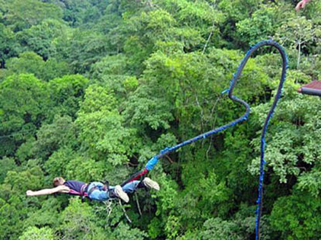 Costa Rica Bungee Jumping