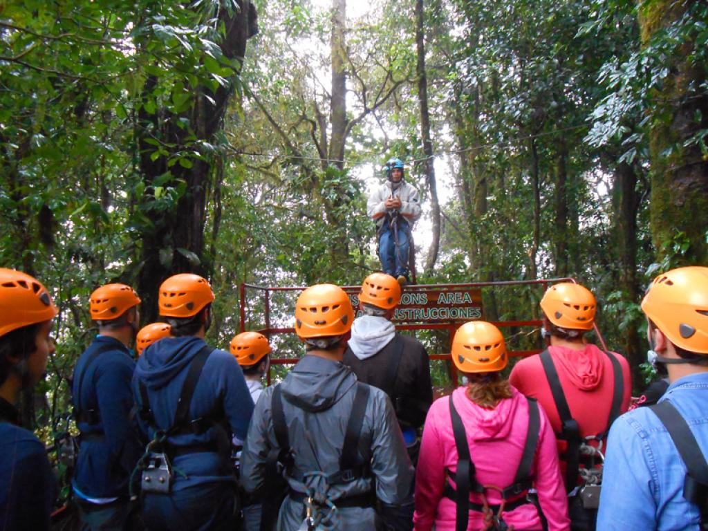 Canopy Class Aventura Canopy Monteverde