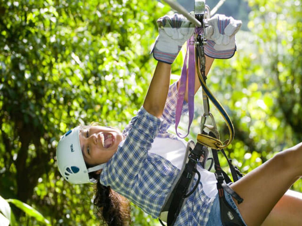Canopy Tour ArenalSkytrek