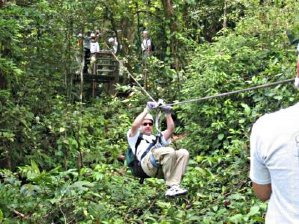 Canopy Tours Arenal Skytrek