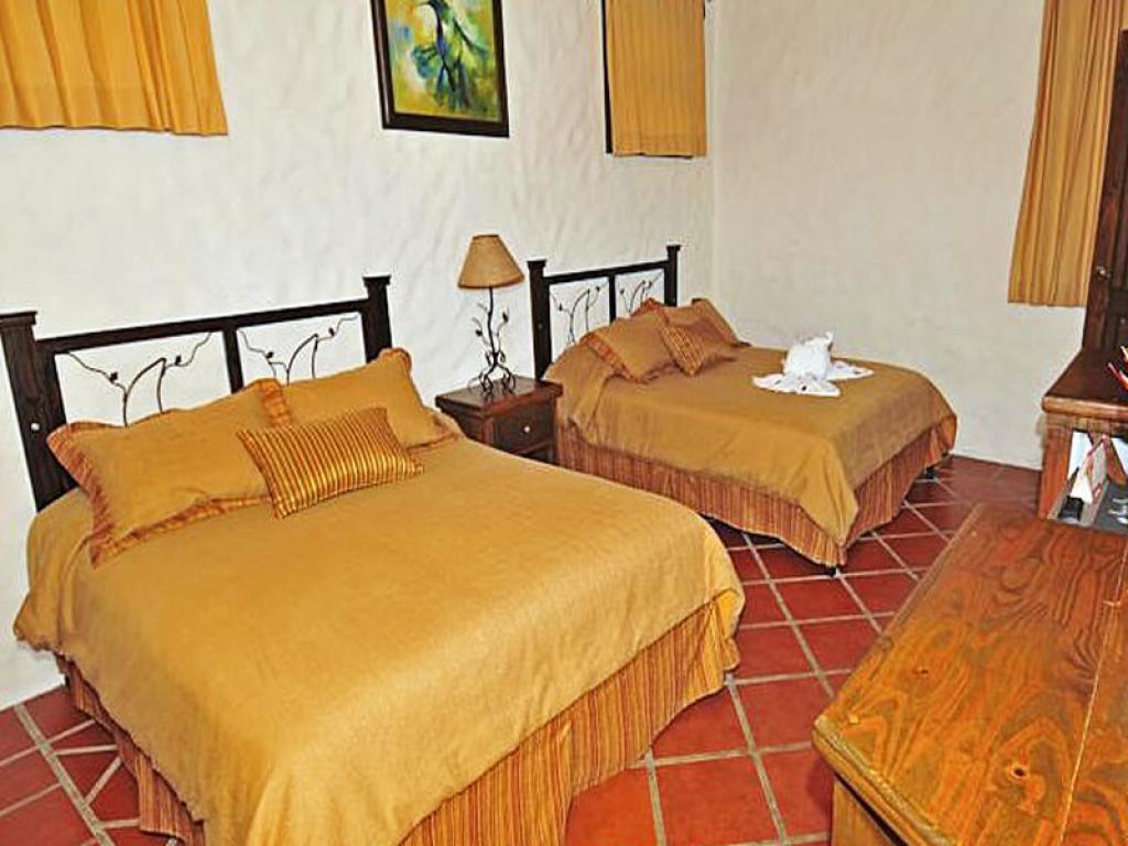 Casa Luna Lodge Bedroom