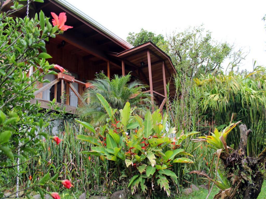 Hotel Miramontes Monteverde Costa Rica