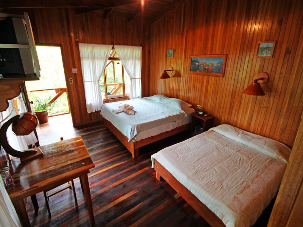 Chalet Rooms Hotel Miramontes Monteverde