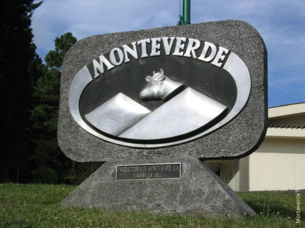 Monteverde Cheese Factory