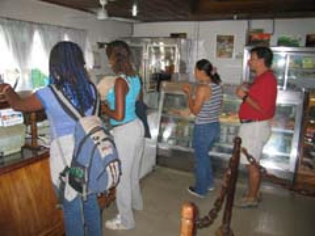 Monteverde Costa Rica Cheese Factory