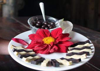 Tasting Don Juan Chcolate Monteverde Costa Rica