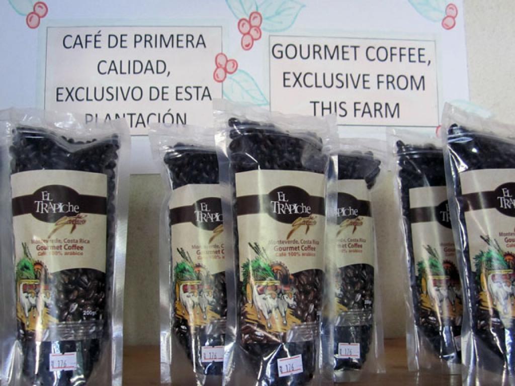 Local Costa Rican snacks
