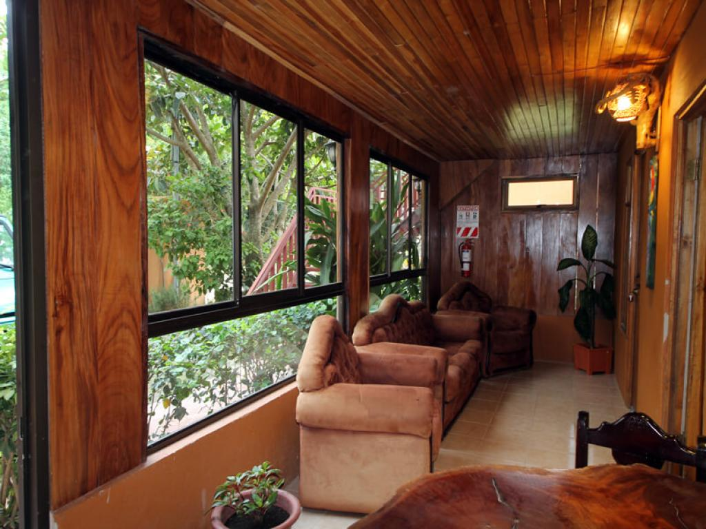 Upper Floor Monteverde Villa Lodge