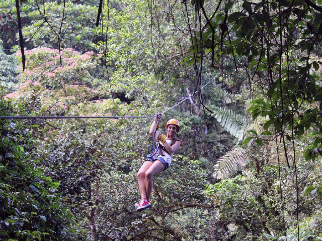 Costa Rica Canopy Tours