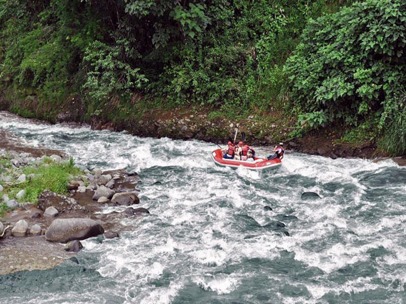 Costa Rica Whitewater Rafting