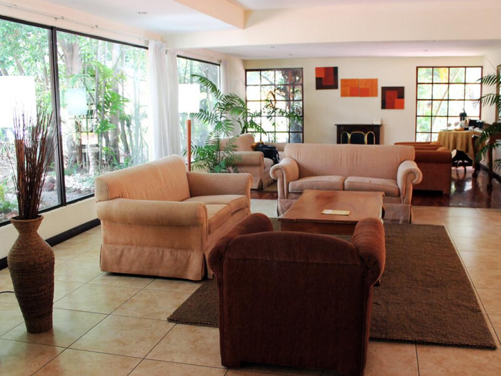 Reception Country Inn and Suites Costa Rica