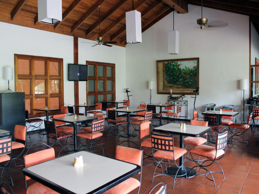 Country Inn and Suites Restaurant Costa Rica