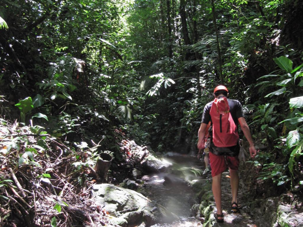 Desafio Lost Canyon Arenal