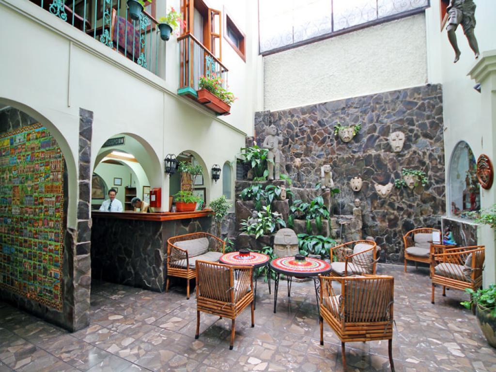 Hotel Don Carlos San Jose