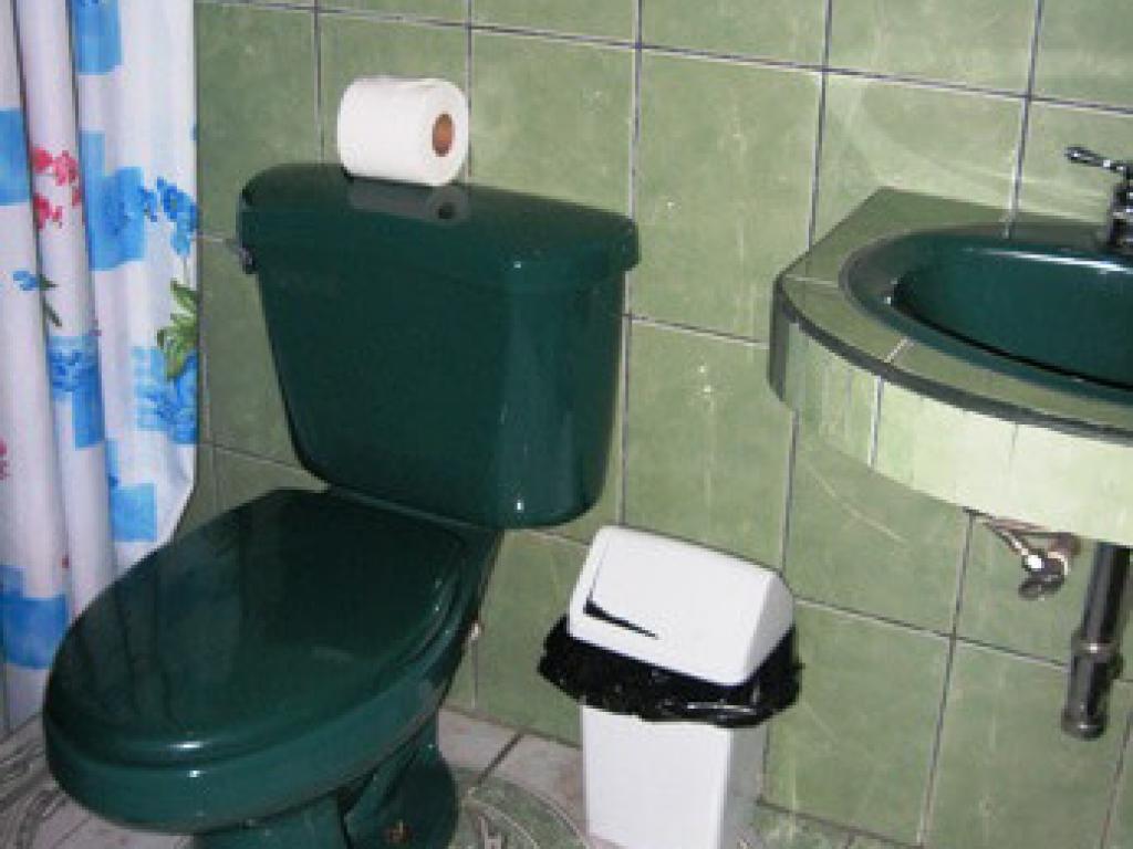 Bathroom Cabanas Valle Campanas