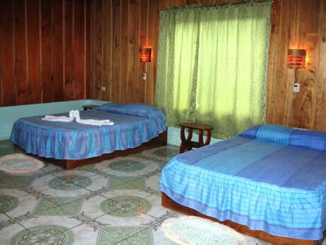 Rooms Cabanas Valle Campanas Monteverde