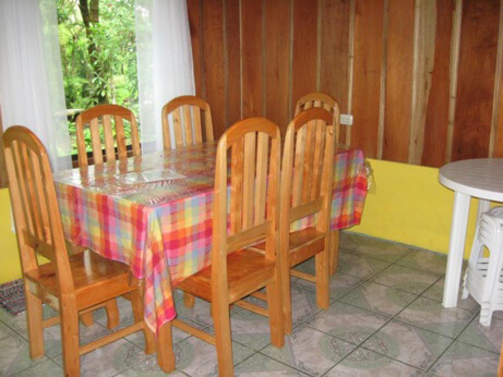 Kitchens Cabanas Valle Campanas Monteverde