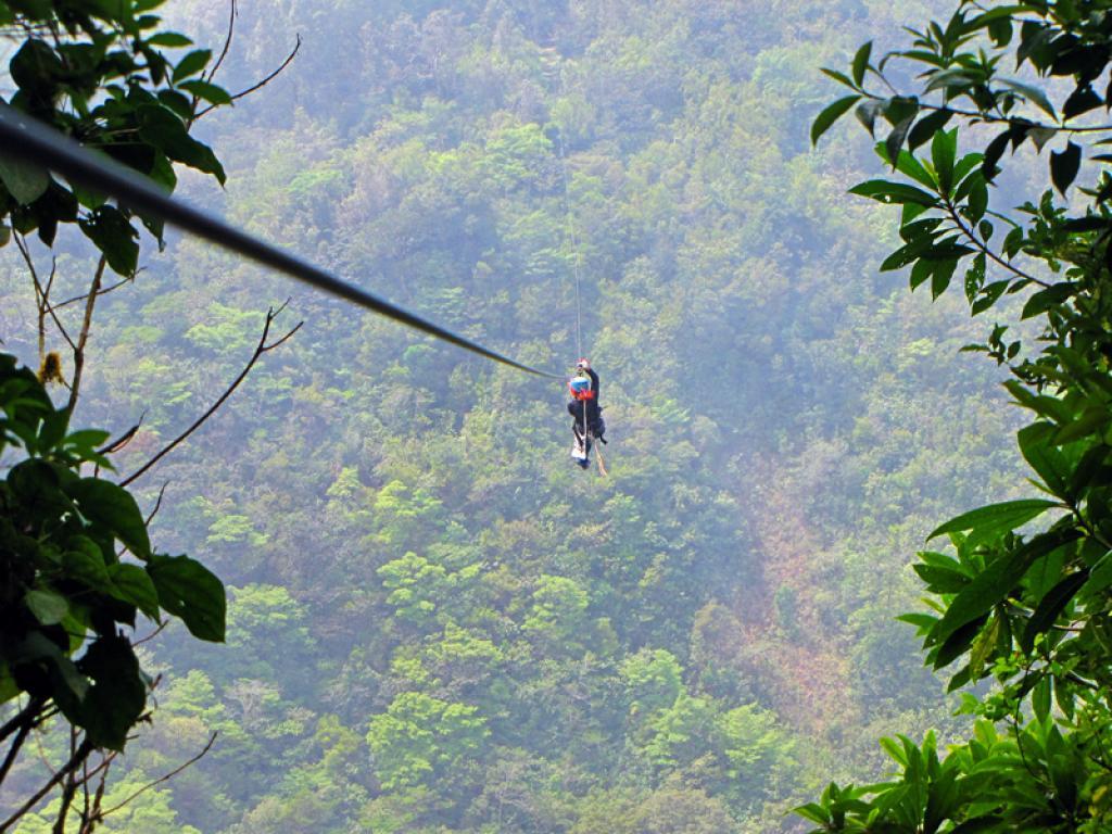Ziplines Extremo Canopy