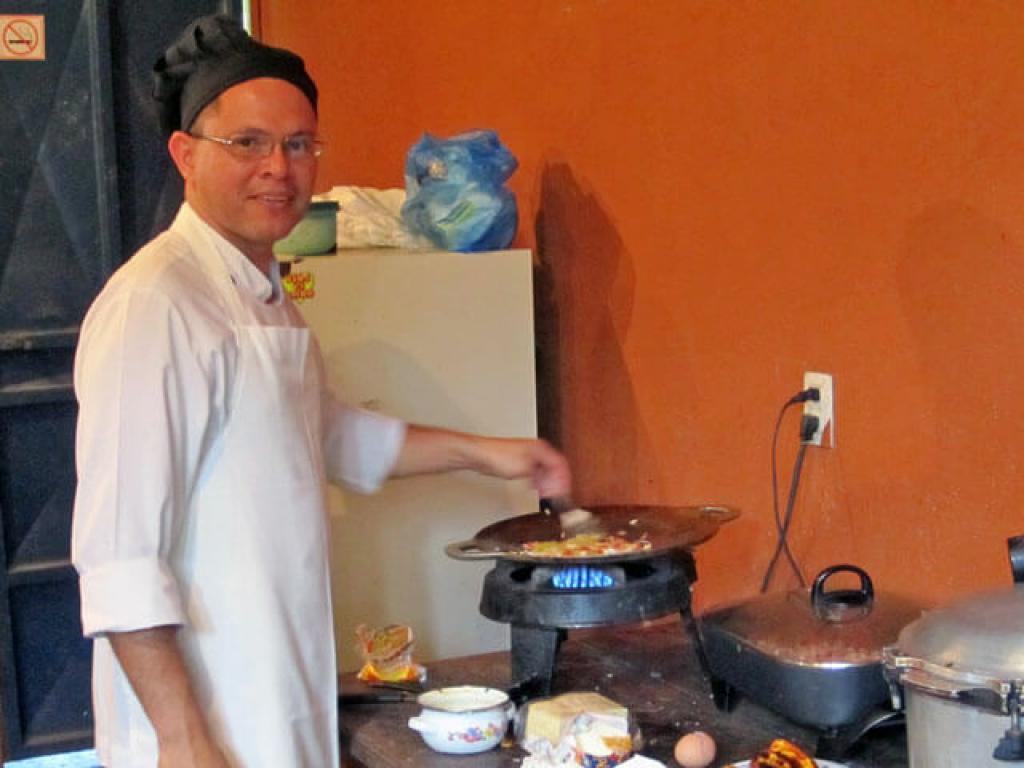 Farmers Market Chef