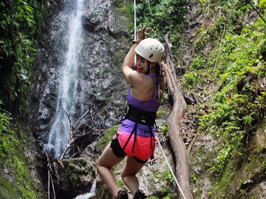 Fun Rappelling Desafio Costa Rica